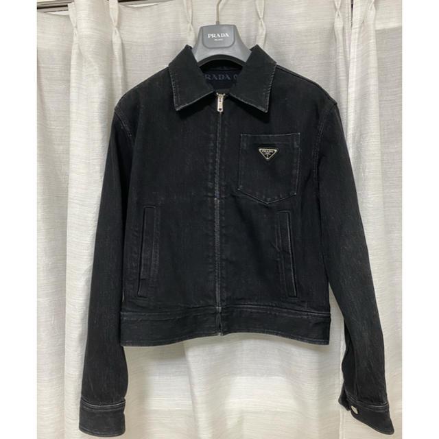 PRADA(プラダ)のPrada デニムジャケット 2019aw   専用品 メンズのジャケット/アウター(Gジャン/デニムジャケット)の商品写真