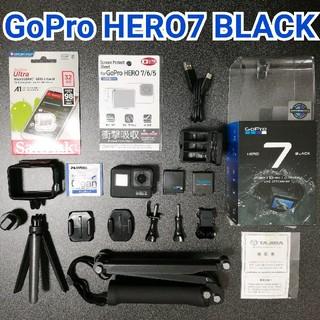 ゴープロ(GoPro)の【お得セット】GoPro HERO7 BLACK✨(ビデオカメラ)