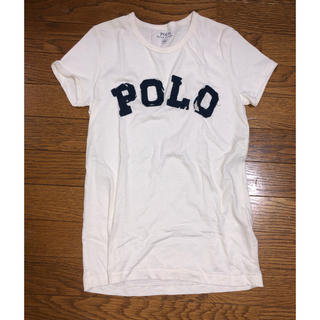 POLO RALPH LAUREN - POLO.Tシャツ、S.ホワイト