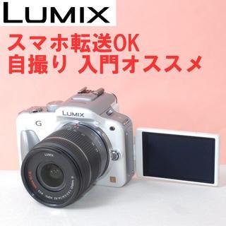 Panasonic - ★スマホに転送 自撮 タッチパネル♪★LUMIX G3