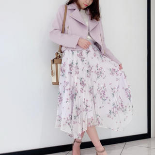 ノエラ(Noela)のNoela  花柄スカート(ロングスカート)