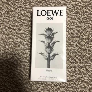 ロエベ(LOEWE)の大人気!LOEWE  001 マン オードゥパルファン 50ml(ユニセックス)