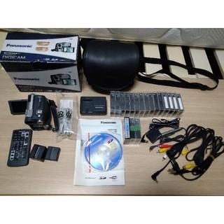 Panasonic - Panasonic デジタルビデオカメラ NV-GS55K-S
