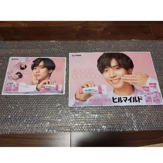 Johnny's - King&Prince 永瀬廉 ヒルマイルド POP 4点セット