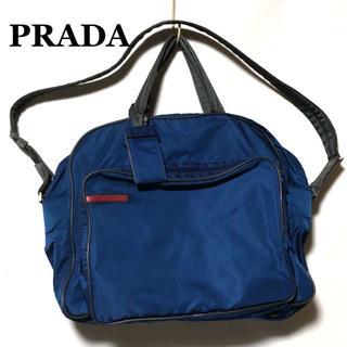 プラダ(PRADA)のプラダスポーツ ボストンバッグ/PRADA SPORT NYLON GOLF (ボストンバッグ)