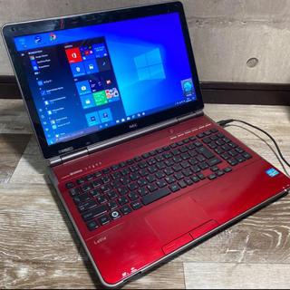 エヌイーシー(NEC)の爆速Core i7 Blu-ray NEC LaVie Windows10(ノートPC)
