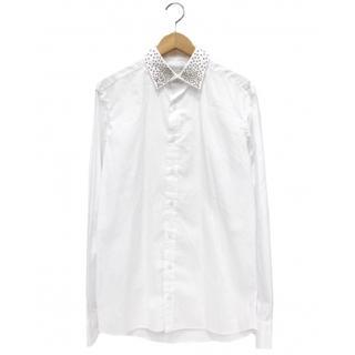 カラー(kolor)の新品未使用 kolor 白 シャツ(シャツ)