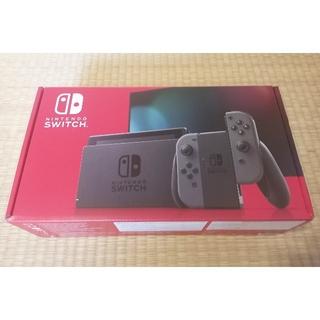 Nintendo Switch - 新型 Nintendo Switch ニンテンドースイッチ グレー 新品未開封