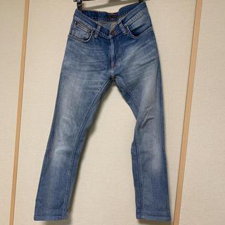 ヌーディジーンズ(Nudie Jeans)のヌーディージーンズ nudie jeans thin finn w29(デニム/ジーンズ)