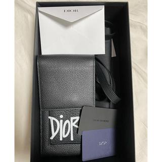 ディオール(Dior)のdior shawn stussy フォンケース jordan (iPhoneケース)