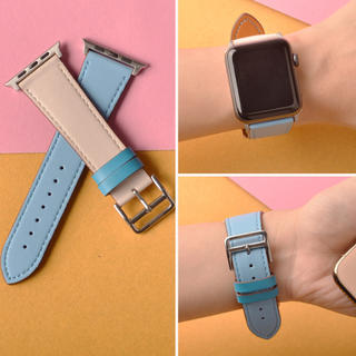 Apple Watch - 【2020新作】38/40mm本革 アップルウォッチ レザー バンド レディース