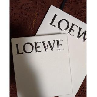 ロエベ(LOEWE)のロエベ LOEWE ショッパー 化粧箱(ショップ袋)