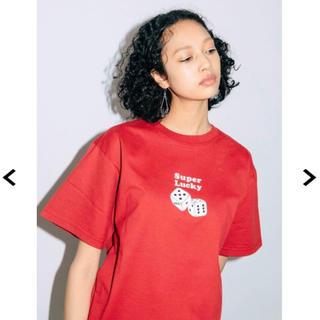 エックスガール(X-girl)のX-girl サイコロT(Tシャツ(半袖/袖なし))