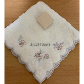 JILLSTUART - ジルスチュアート タオル 新品タグ付き