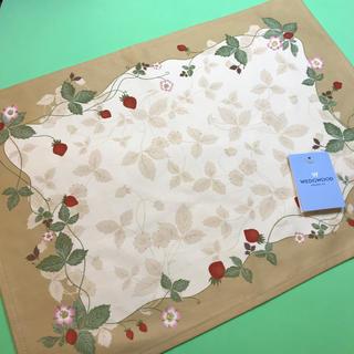 ウェッジウッド(WEDGWOOD)のウェッジウッド……テーブルマット……新品未使用(テーブル用品)