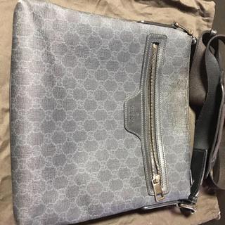Gucci - 国内正規品GUCCIグッチ スプリーム  キャンバス メッセンジャーバッグ