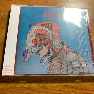 「STRAY SHEEP」 米津玄師 初回限定盤 CD