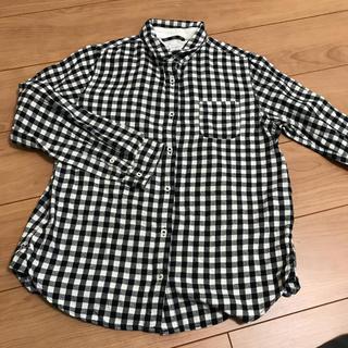 スタディオクリップ(STUDIO CLIP)のギンガムチェックシャツ(シャツ/ブラウス(長袖/七分))