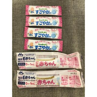 モリナガニュウギョウ(森永乳業)のすこやか ミルク(乳液/ミルク)