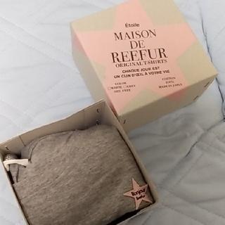 メゾンドリーファー(Maison de Reefur)の【値下げ】未使用タグ付き箱あり⭐メゾンドリーファー⭐レア商品Tシャツ(Tシャツ(半袖/袖なし))
