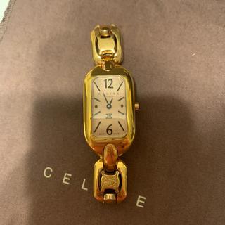 セリーヌ(celine)のCELINE☆ブレスレットデザイン時計(腕時計)