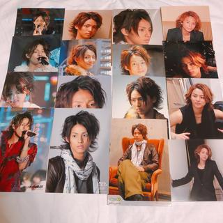 キスマイフットツー(Kis-My-Ft2)の藤ヶ谷太輔 フォトセ8種 32枚セット(アイドルグッズ)