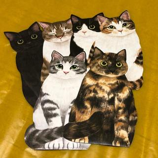 フェリシモ(FELISSIMO)のネコのポチ袋(カード/レター/ラッピング)