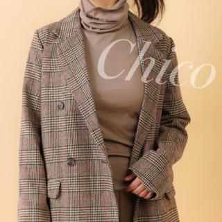 who's who Chico - 秋冬♡ クシュクシユタートル ヘザー ナイスクラップ ミスティック kbf