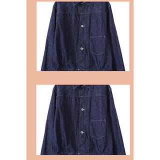 コモリ(COMOLI)の【新品タグ付き】comoli デニムジャケット セット販売 20aw(Gジャン/デニムジャケット)