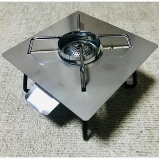 シンフジパートナー(新富士バーナー)のSOTO 新富士バーナー  レギュレーターストーブ ST310用 遮熱板(ストーブ/コンロ)