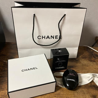 CHANEL - シャネル ラ クレーム マン ハンドクリーム 50ml