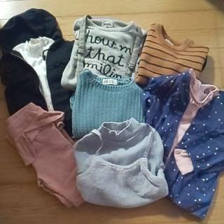 Branshes - 女の子 秋冬服 まとめ売り 110 120