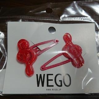 ウィゴー(WEGO)のWEGO ヘアピン 未使用(ヘアピン)