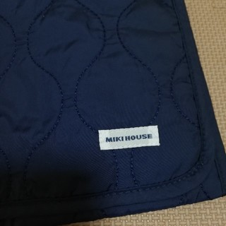 ミキハウス(mikihouse)のMIKI HOUSE オムツ替えシート (おむつ替えマット)