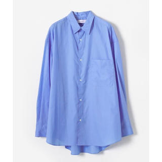 COMOLI - graphpaper 19ss Oversized Shirts