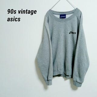 アシックス(asics)の90s vintage asics アシックス スウェット トレーナー(スウェット)