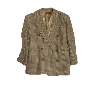 クリスチャンディオール(Christian Dior)のvintage double jacket(テーラードジャケット)