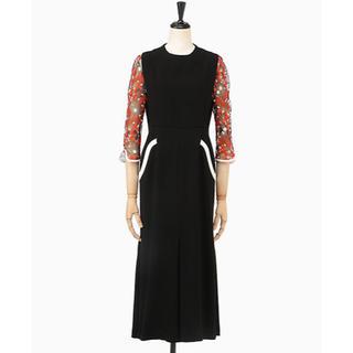 mame - mame kurogouchi 2019AW ワンピース ドレス