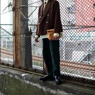 エンポリオアルマーニ(Emporio Armani)のEmporim Armani 90s vintage double jacket(テーラードジャケット)