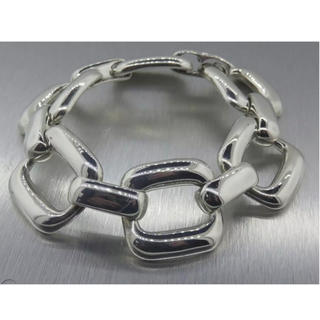 Tiffany & Co. - Vintage Tiffany&co Heavy Square Bracelet
