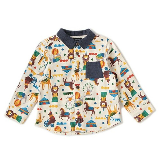 kladskap(クレードスコープ)の120㎝ クレードスコープ キッズ/ベビー/マタニティのキッズ服男の子用(90cm~)(Tシャツ/カットソー)の商品写真
