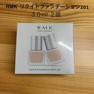 RMK - RMK リクイドファンデーション  201 二個入