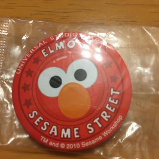 セサミストリート(SESAME STREET)のセサミストリート 缶バッジ(キャラクターグッズ)