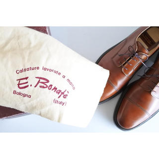 エンツォボナフェ(ENZO BONAFE)のENZO bonafe エンツォボナフェ キャップトウ 44(ドレス/ビジネス)