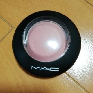 マック(MAC)のマック M·A·C ミネライズブラッシュ DAINTY チーク(チーク)