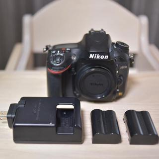 Nikon - Nikon D600 ボディ ニコン 予備バッテリ チャージャー カメラ