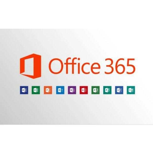 Microsoft(マイクロソフト)のMicrosoft Office 365 最新版 正規品 無期限 スマホ/家電/カメラのPC/タブレット(その他)の商品写真