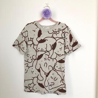 ポムポムプリン - サンリオ◎プリンくんTシャツ