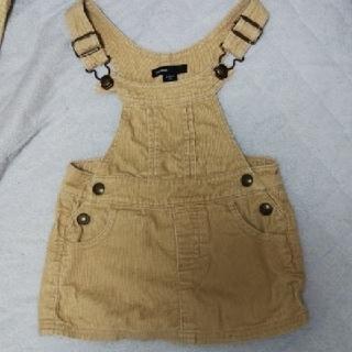 ベビーギャップ(babyGAP)のbabyGap ジャンパースカート (検 H&M 西松屋 しまむらBREEZ  (スカート)