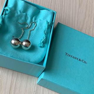 Tiffany & Co. - ティファニー Tiffany ハードウェア ボールチェーン ピアス 14ミリ